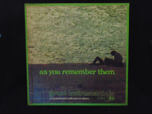 Time LIfe Albums: As you remember then Vol. 1-8 London Ontario image 1