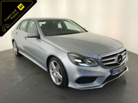 2013 63 MERCEDES E300 AMG SPORT BLUETEC HYBRID 1 OWNER SERVICE HISTORY FINANCE