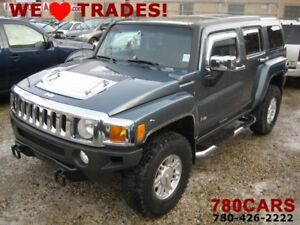 2007 Hummer H3 4WD SUV - DVD SYSTEM - AFTERMARKET STEREO