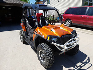 2013  RZR 800 With trailer to haul it on