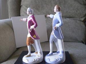 Royal Dux Porcelain Figurines - Bohemia Gentlemen Kitchener / Waterloo Kitchener Area image 5