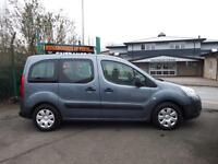 Citroen Berlingo 1.6HDi 75hp Multispace VT MPV 5 Door Hatch Back