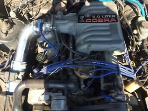 Mustang 79-93 5.0 engines/driveline