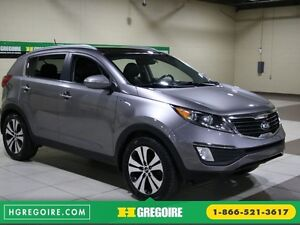 2013 Kia Sportage EX LUXE AWD CUIR TOIT PANO MAGS