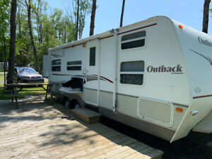 Roulotte Outback 26RS