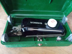 Singer Buttonholer Kits For Sale
