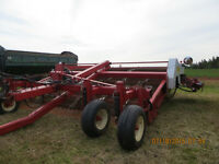 2006 Donnie Allan 6 Row Windrower