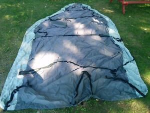 Boat cover for 16' boat