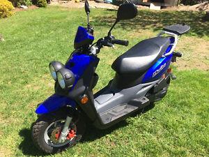 Yamaha YW50FB for sale