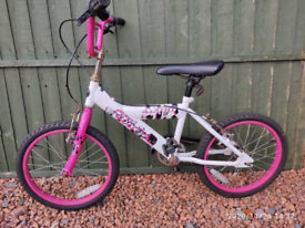Girls Bike 6 to 7 year old only £15