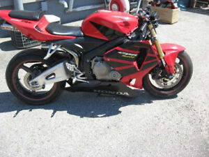 Honda Cbr600rr Rim Kijiji In Ontario Buy Sell Save With