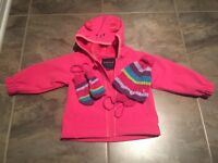 Souris mini and Mexx spring/fall coat 24-30 months