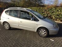 CHEVROLET TACUMA 2007 AUTOMATIC LONG MOT. DRIVES PERFECT