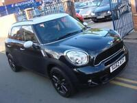 2012 62 PLATE Mini Countryman 2.0TD Cooper SD in Black