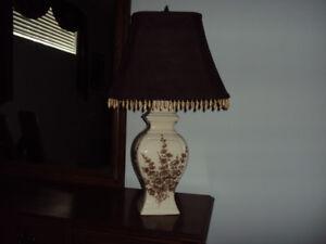 BEDROOM OR LIVING ROOM LAMP