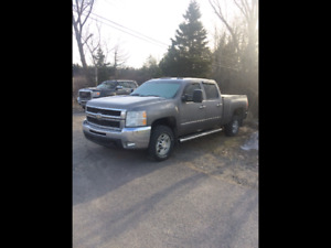 2008 chev diesel. New Tires,New mvi