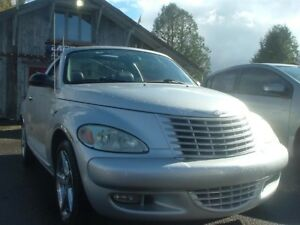 Chrysler PT Cruiser décapotable 2005