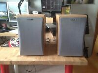 Sony SS-CCP11 35w Watt Stereo HiFi speakers