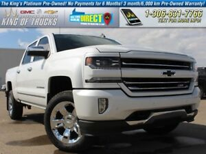 2016 Chevrolet Silverado 1500 LTZ One Owner | 6.2L | PST Paid