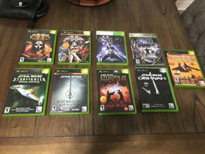 Xbox Star Wars Games