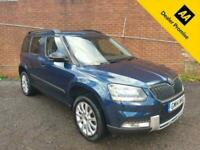 2014 Skoda Yeti 2.0 OUTDOOR SE TDI CR 5d 138 BHP Hatchback Diesel Manual