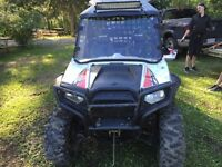 Side by side 800 Polaris. Up for trade!!!