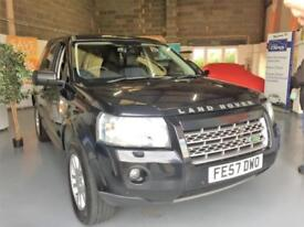 2008 57 Landrover Freelander XS 2.2D, 6 speed