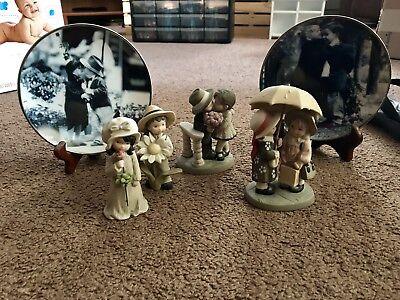 Kim Anderson Figurines By Enesco