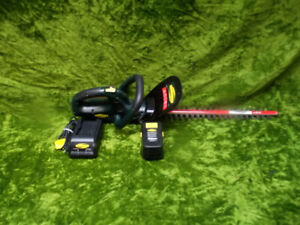 Yard Works 20 inch Cordless Hedge Trimmer