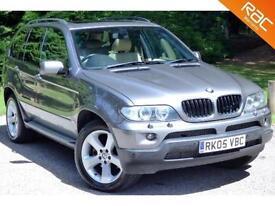 2005 BMW X5 3.0 d Sport 5dr