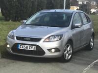 2009 Ford Focus 1.6 Zetec 5dr