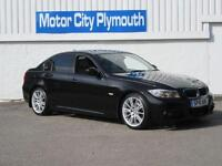 2010 10 BMW 3 SERIES 2.0 320D M SPORT BUSINESS EDITION 4D 175 BHP DIESEL