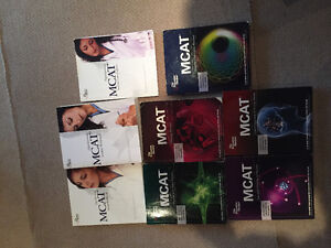 MCAT Books 2010/2011