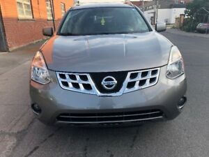 2012 Nissan Rogue Fourgonnette, fourgon