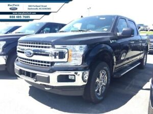 2018 Ford F-150 XLT  - Navigation - Tailgate Step