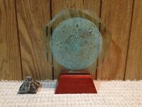 Mayan calendar & statue - Both for only $20