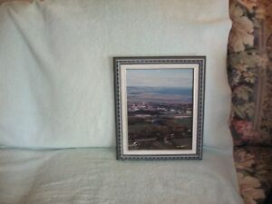 Framed Annapolis Valley Photograph