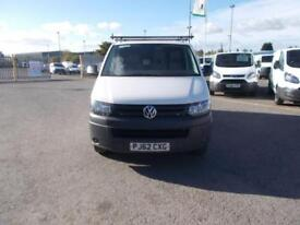 Volkswagen Transporter 2.0 Tdi 84Ps Van DIESEL MANUAL WHITE (2012)