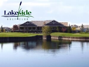 Lakeside Golf Club Family Membership (Only 20 Available)