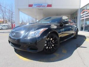 Infiniti G37 Coupe 2dr RWD 2010