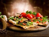 PIZZA CHEF WANTED, GREAT PAY, NW1