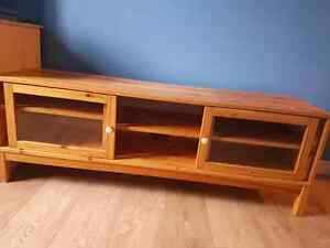 TV STAND MINT CONDITION!