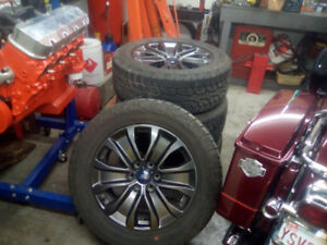 New take off wheels and tires 2018 Ford F150,