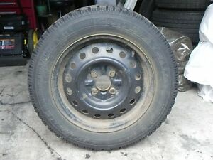 4 Steel Wheels and Winter Tire`s