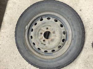 Winter tires 185\65\R14 Goodyear Ultra Grip