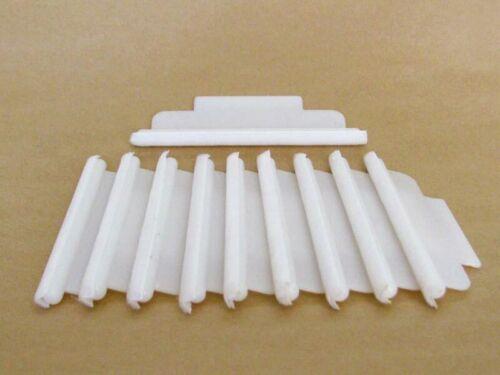 LAST Factory AP Microfiber Applicators 10 pack-use w/ Last Cleaner/preservative