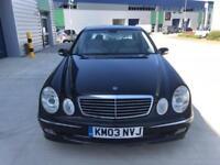 Mercedes-Benz E320 3.2TD auto 2003MY CDI Avantgarde