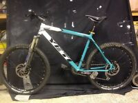 Yeti Arc mtb hardtail with Fox Forx