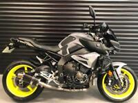 Yamaha MT-10 Night Fluo *4100 Miles* Expensive Extra's Fitted