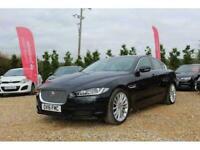 Jaguar XE Portfolio Saloon 2.0 Auto Diesel